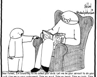 Do You Want Your Kids to Talk to You Like This? CARTOON