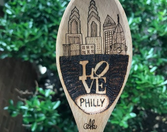 Philly LOVE serving spoon