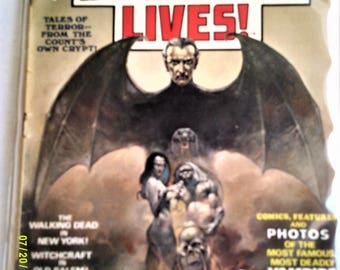 Marvel Comics: Dracula Lives Magazine # 1