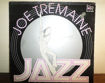 Rare Vintage Vinyl LP Record Jazz Dancing Joe Tremaine Instructional Record Very Good Condition 10775