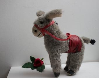 Vintage 1950's Kids toy Donkey