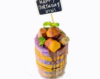 Celebration Cake for Dogs