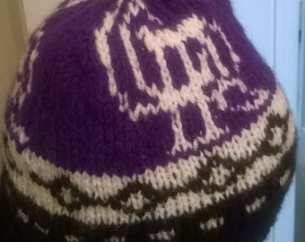 Colorado Rockies Knitted Cap
