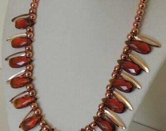 Clover- Fashionable Fashion Forward Necklace