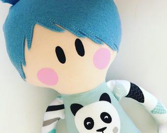 Boy Doll Pattern ~ Rag Doll Pattern ~ PDF  Sewing Pattern ~ Doll Sewing Pattern ~ Baby Sewing Patterns ~ Sew A Doll ~ Cloth Doll ~ Sewing