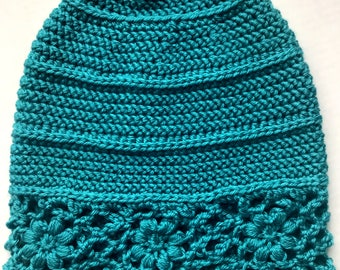 Flora Slouchy Hat