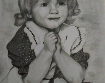 Pencil Drawing Portrait Still Life Animal Art