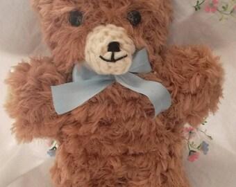 My Cute Teddy bear caramel and cream