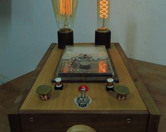 Mad Scientist Table Lamp