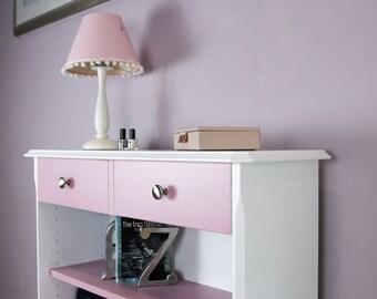 White Bookcase / Small Bookcase / Childrens Bookcase