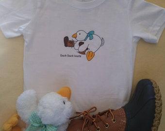 Duck duck boots