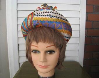Vintage Jack McConnell Hat