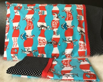 Pillowcase - The Cat in the Hat!