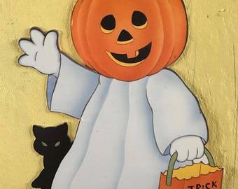 2 American Greetings Halloween Cutouts