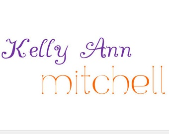12 Personalized Note Cards