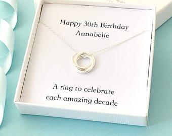 30th birthday gift Etsy