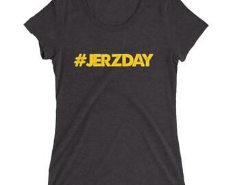 JERZDAY Jersey Shore Ladies' short sleeve t-shirt