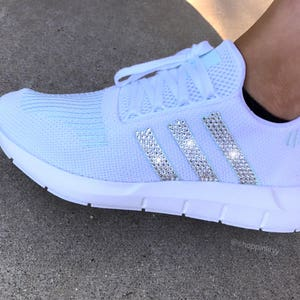 Swarovski Women's Adidas Swift Run Casual Shoes