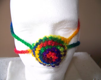 Mixed Colors Nose Warmer