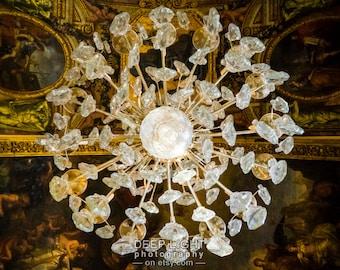 Versailles Photo Hall of Mirrors France Print Architecture Paris Decor Photograph Wall Art Home Decor Elegant par161
