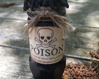 Potion Bottle-Poison
