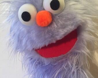 CUSTOM Monster Hand Puppet
