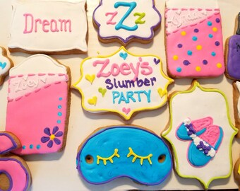 Sleepover cookies (12)