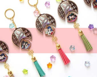 Touken Ranbu Window Charm