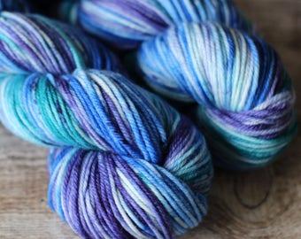 Collin - Australian Superwash Merino Wool 8ply yarn