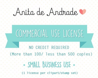 Commercial use License - Small Production