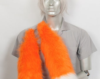 Fluffy Tails Two Tailed Fox Cosplay, Accessories, Costume