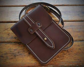 Women's Leather Festival Bag