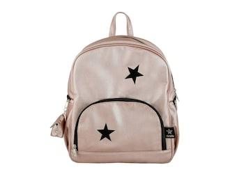 Diaper bag, Rose- gold  Baby bag,NEW Collection  Nappy  bag,Nappy bag, Designer diape rbackpack , Diaper bag for girls,unisex