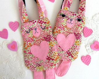 girls purse bunny