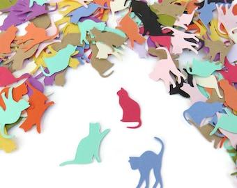 Rainbow Cat Confetti, Set of Approx. 200
