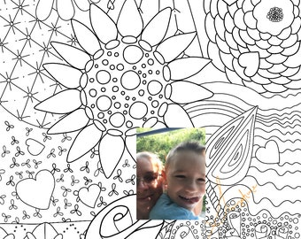 Coloring pages Not only for Adults!
