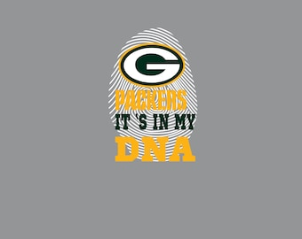 Green Bay Packers DNA svg,dxf,png / Green Bay Packers DNA clipart
