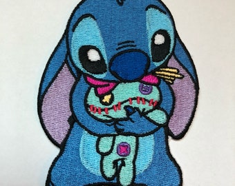 Stitch with Scrump Patch