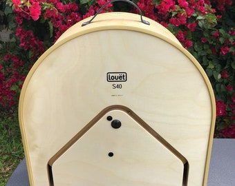 Louet S40 Limited Edition Hatbox spinning wheel