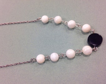 Structure Layering Necklace