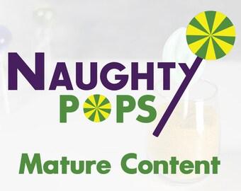 Half-Dozen of Mrs Naughty Vagina Lollipops!