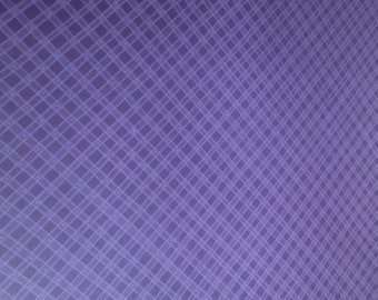 12x12 Grape Lattice Paper