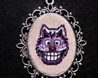 How to catch Cheshire Cat?