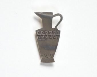Silver Jug Pin