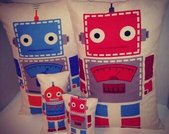 baby boy family Robot robot decoration for nursery accessories daycare children Valentine plush