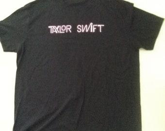Taylor Swift The 1989 world tour 2XL t-shirt