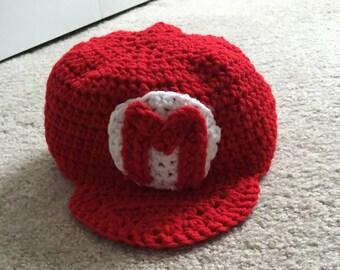 Mario Bros. & Friends Hats