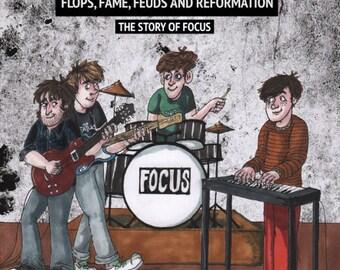 FOCUS - Cartoon Band Graphic Novel