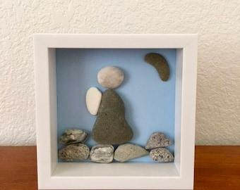 Angel Beach Rock Art