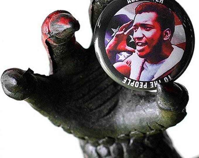 Fred Hampton 1 inch Button